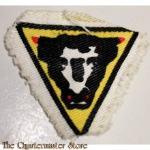 Formation patch 79th Armoured Division (canvas)