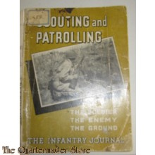 Booklet Scouting and patrolling 1943