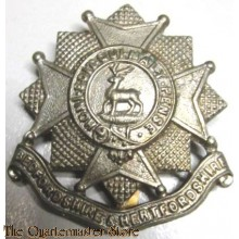 Cap badge Bedfortshire & Hertfordshire