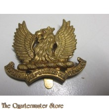 Cap badge  Ayrshire (Earl of Carrick's Own) Yeomanry