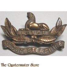 Cap badge Gloucestershire Regiment