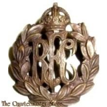Cap badge Royal Flying Corps RFC (restrike)