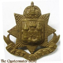 Cap badge East Surrey Regiment