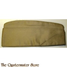 US WW2 Army Enlisted Wool Garrison Overseas Cap