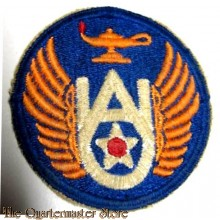 US AAF Air University shoulder flash