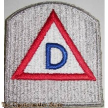 Mouwembleem 39th Infantry Division (Sleeve patch 39th Infantry Division)
