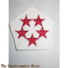 Mouwembleem 5th Corps (old) US Army