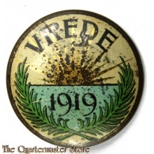 Revers speld VREDE 1919