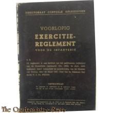 Voorlopig exercitie reglement voor de Infanterie 1949