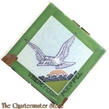 Tegel vrede feest Meppel 1919