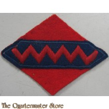 Formation patch 1st and 2nd Canadian AGRA RCA 1st Canadian Corps