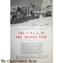 Brochure the YMCA in the Middle East 1943