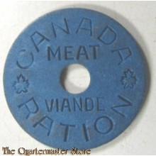Token Canada Meat ration