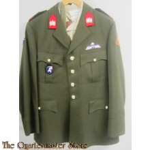 Service dress Korps Nationale Reserve