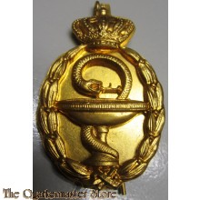Borstembleem brevet Apotheker  Kon Landmacht (Breastbadge pharmasist, Dutch Army)