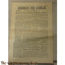 Groninger Dagblad mei 1945