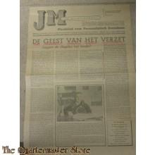 Krant je Maintandrai 24 aug 1945