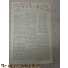 "Weekblad ""de Boer"" 05 maart 1945 baronie Breda"