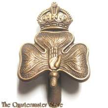 "Ulster 14th Bn (Young Citizens) Royal Irish Rifles WW1 ""Kitchener's Army"" cap badge"