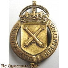 Munition Volunteer 'On War Service' badge WW1