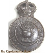 Cap Badge Army Catering Corps WW2 Plastic Economy