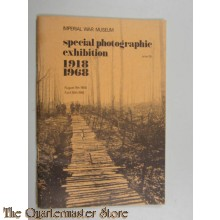Special photographic Exhibition 1918/1968