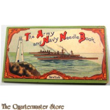 Needle book Army and Navy