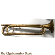 French military bugle Couesnon  Paris 1938 marked