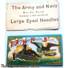 Needle pack Army and Navy