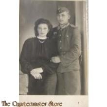 Photo Kriegsmarine soldat (Studio portret KM EM)