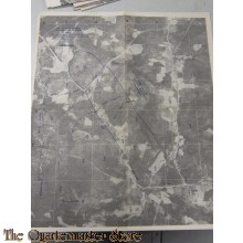 Air photo map to accompany Heavy weapons compagny in attack  Infantry school Fort Benning Georgia 1943