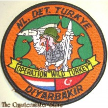 Badge  NL Detach DIYABAKIR Wild Turkey