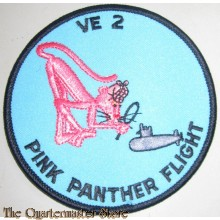 VE 2 pink panther flight