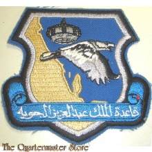 Patch Royal Saudi Air Force , Dhahran Air Base F 15 F 5