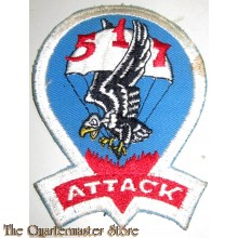 Badge 517 ATTACK