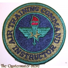 Badge Air Training Command Instructor