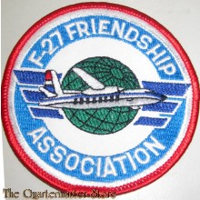 Patch F 27 friendship association