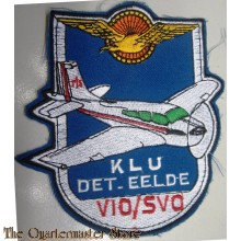 Patch KLU Det. Eelde VIO/SVG