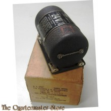 Dynamotor DM 53A, 24V originally boxed radio equipment