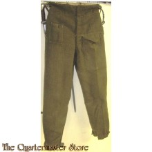 Broek wol P40  Canada (Battle dress trousers wool P40  Canada)