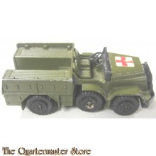 Matchbox Battle Kings 1976 Daf Ambulance K112 militair 1:55