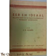 """Programma boekje Troelstra beweging """"Eer en Ideaal"""""""