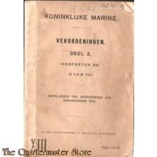 Voorschrift Marine verordeningen deel 2
