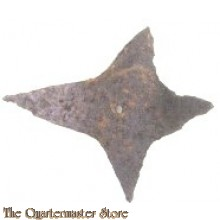 Krähenfuß Duits WW1 (Caltrop german WW1)