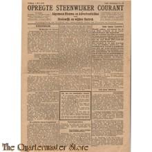 Opregte steenwijker Courant 01 mei 1945