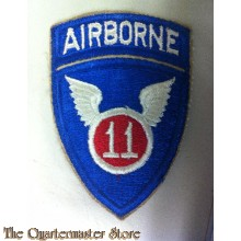 Sleeve badge 11th Airborne Division