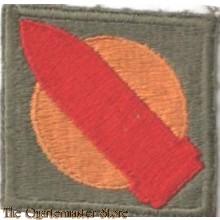 Sleeve patch 1st Coastal Artillery