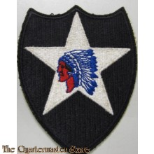 Sleeve patch 2nd Infantry Division