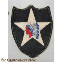sleeve patch 2nd division