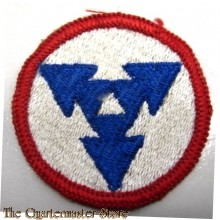 Mouwembleem 3rd Logistical Command (Sleeve badge 3rd Logistical Command)